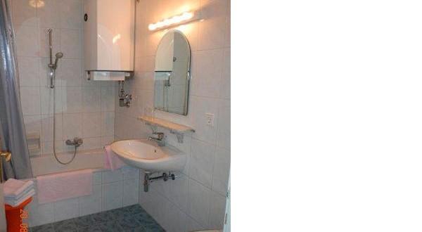 WC der Wohnung Nr 1