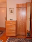 Vorraum der vierten Wohnung